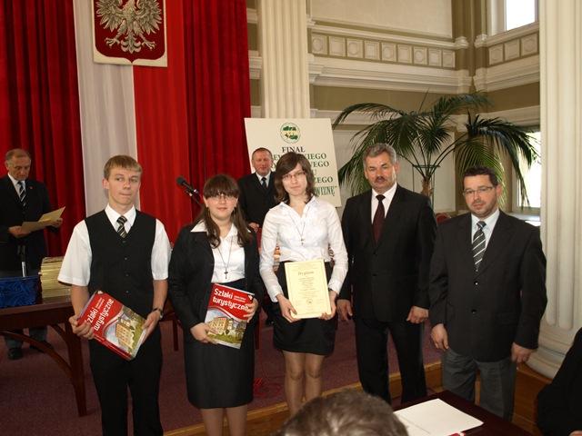 Wielki sukces młodych krajoznawców z Województwa Podkarpackiego