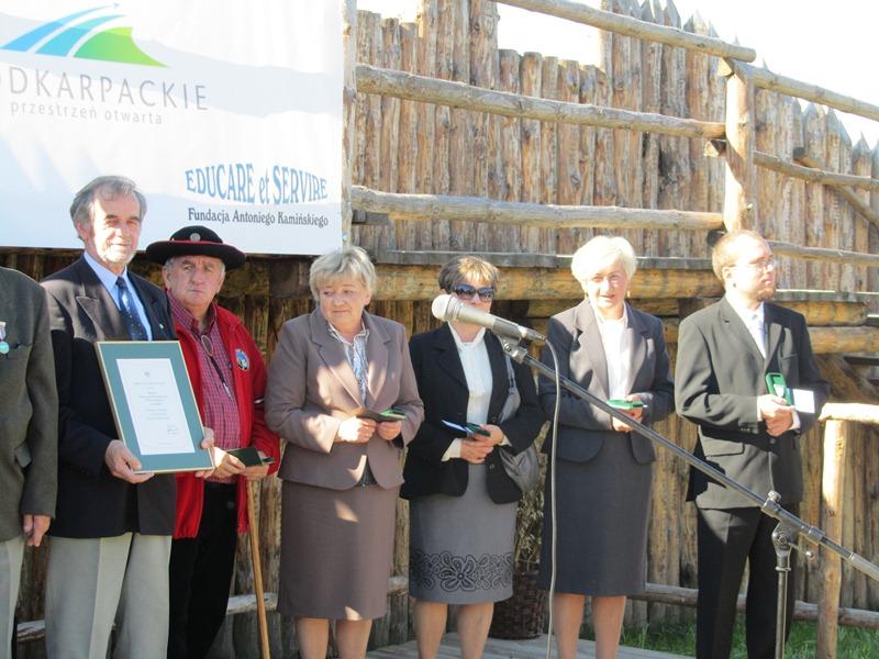 Wojewódzkie obchody Światowego Dnia Turystyki 2012