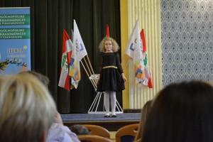 Nikola Pieniążek ze Szkoły Podstawowej Nr 2 w Przeworsku