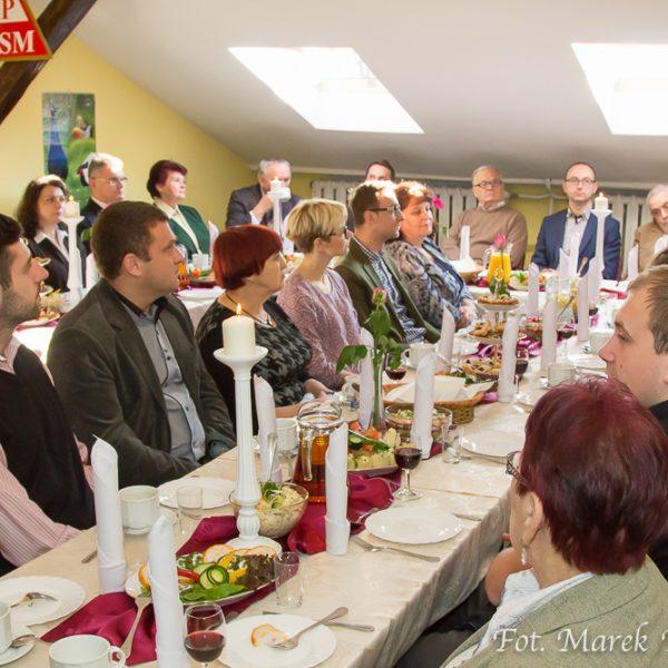 Uroczyste spotkanie z okazji Jubileuszu 40 – lecia PTSM w Przemyślu