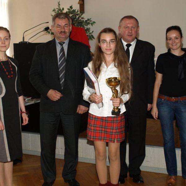 Wojewódzkie Konkursy Krasomówcze 2013