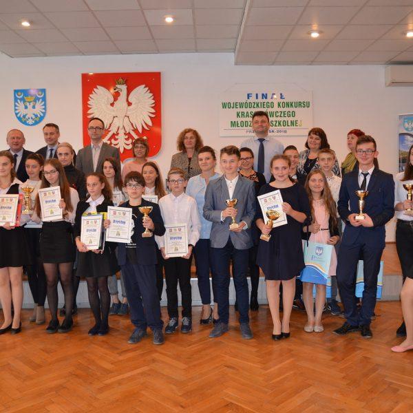 Wojewódzki Konkurs Krasomówczy Dzieci i Młodzieży Szkolnej – Przeworsk 2018